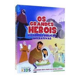 Os Grandes Heróis | Histórias Bíblicas Interativas
