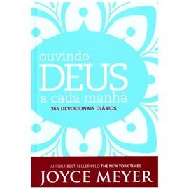 Ouvindo Deus a Cada Manhã | Joyce Meyer