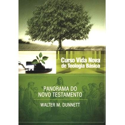 Panorama do Novo Testamento | Vol. 3 | Curso Vida Nova de Teologia Básica