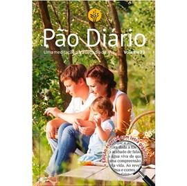 Pão Diário Vol. 23 | Letra Gigante | Brochura Família