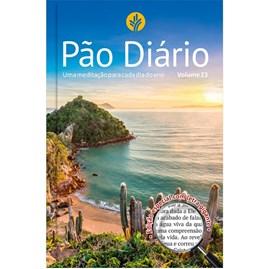 Pão Diário Vol. 23 | Letra Gigante | Brochura Paisagem