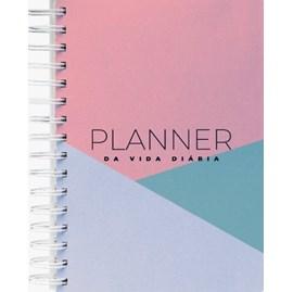 Planner da Vida Diária Joyce Meyer | Capa Dura Minimalista Cores