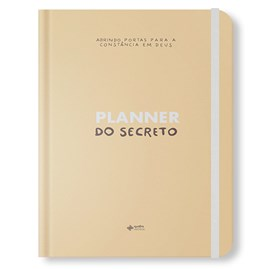 Planner do Secreto - Capa Amarela