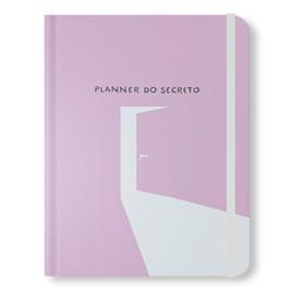 Planner do Secreto - Capa Lilas