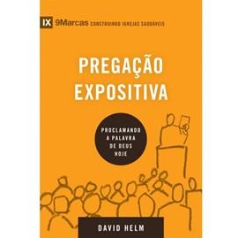 Pregação Expositiva | Série 9 Marcas | David Helm