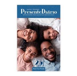 Presente Diário 25 | Mini | Capa Família