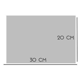 Quadro Decorativo Personalizado A4 | A Tua Palavra é Lampada