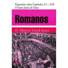 Romanos | Vol. 2 | O Justo Juízo de Deus | D. Martyn Lloyd-Jones