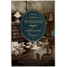 Seleções da Biblioteca de Spurgeon | Box - Sofrimento e Oração | Capa Dura