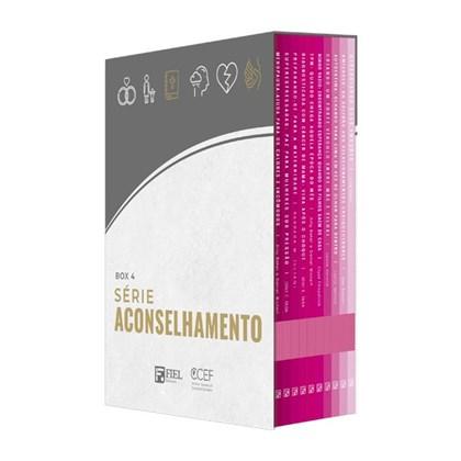 Série Aconselhamentos   Box 4 Livros