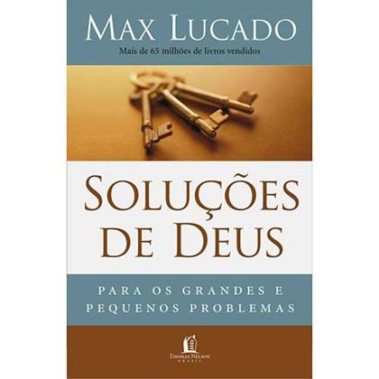 Soluções de Deus | Max Lucado