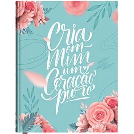 Sua Bíblia Anote Novo Coração | NVI | Letra Normal | Capa Dura